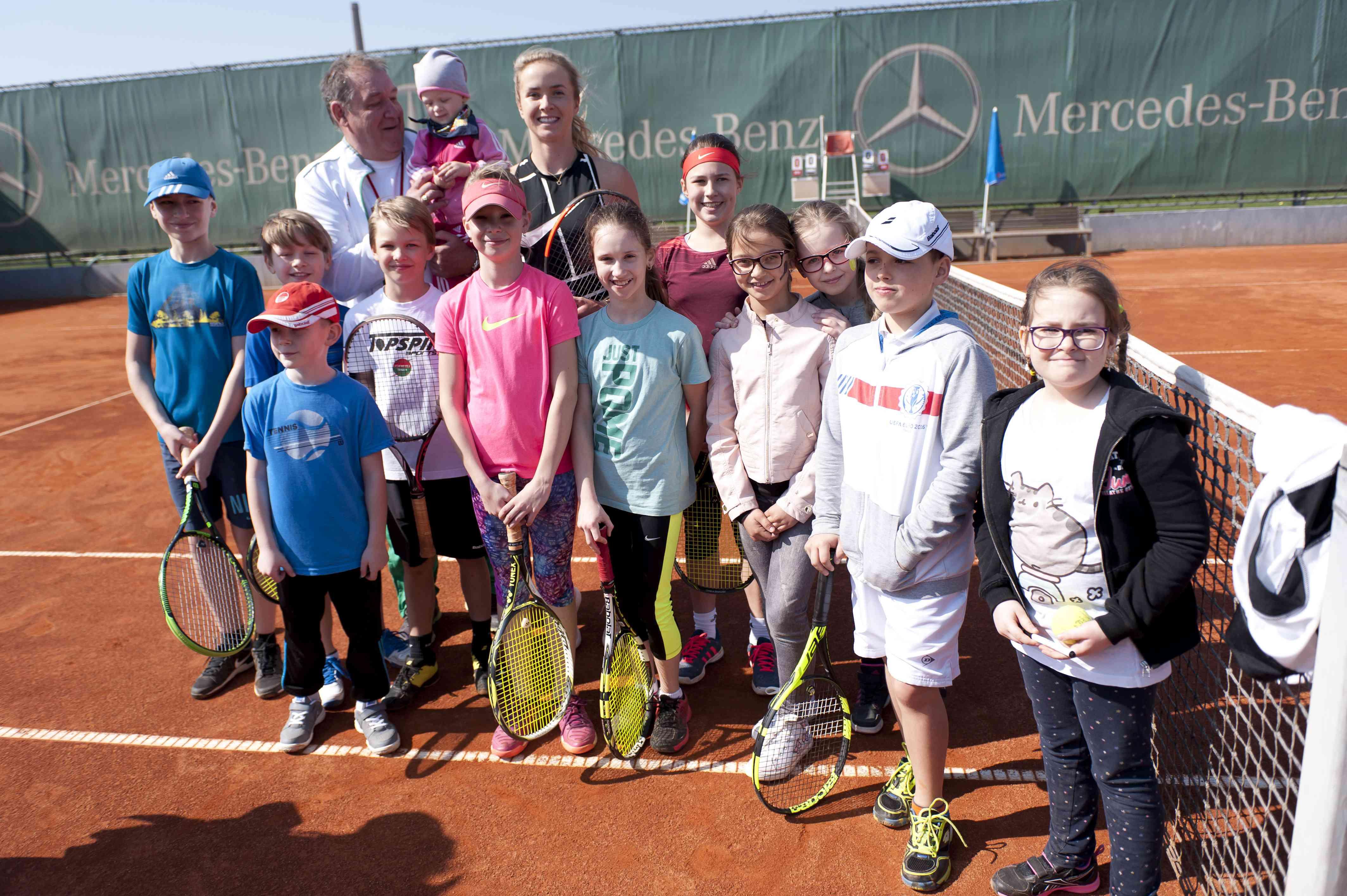 Hráčka Top 10 rebríčka WTA Svitolinová na Dni otvorených dverí IKO 2126-216x