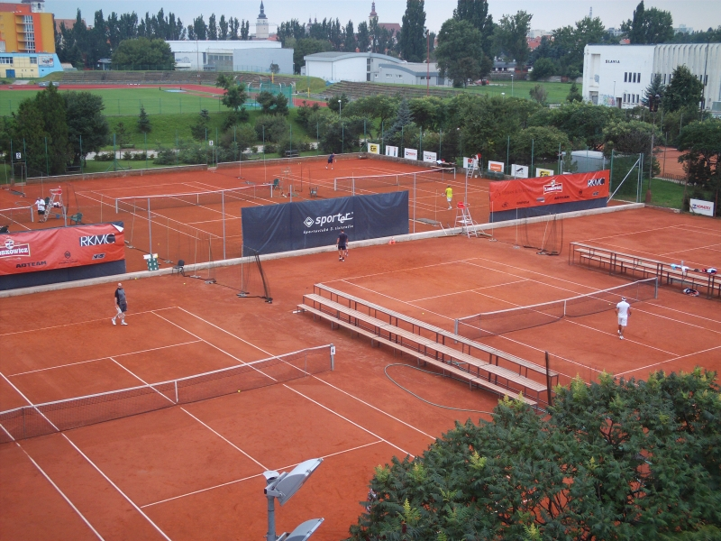 Tennis club TC EMPIRE Trnava - Partnership Proposal